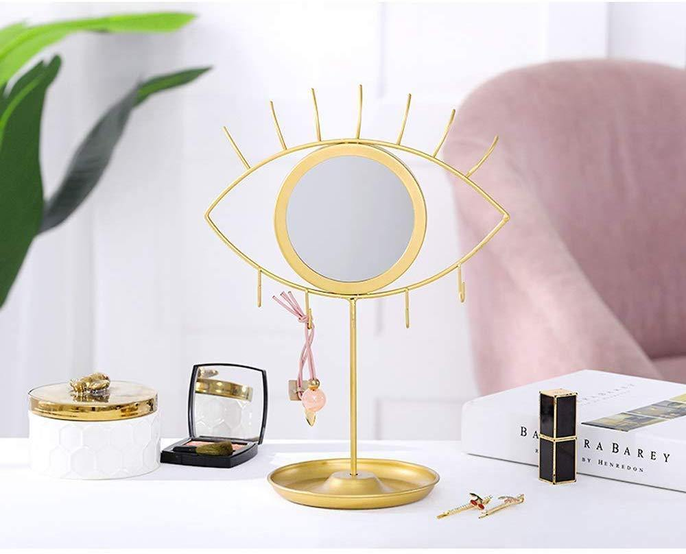 Evil Eye Vanity Mirror & Jewelry Tray - Shop Ja'Kai