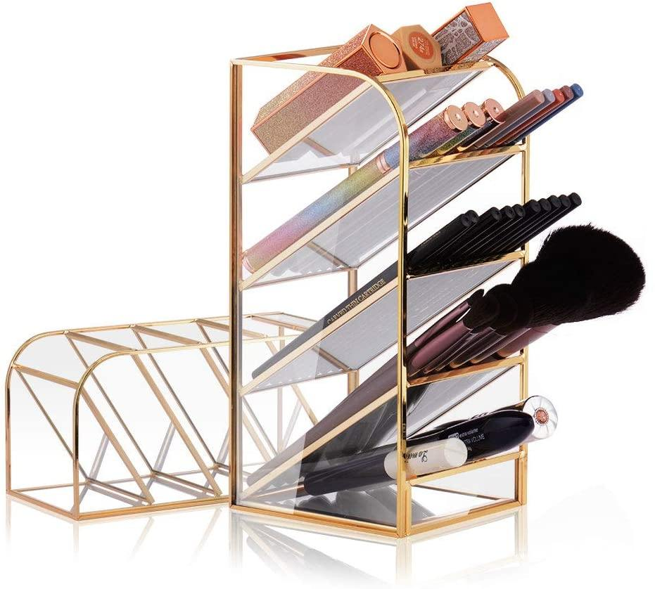 Slanted Makeup Brush Holder - Shop Ja'Kai