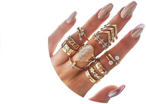 Queen Ring Set
