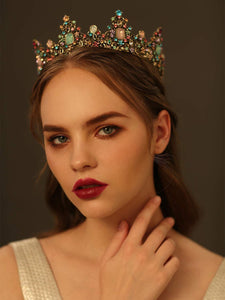 Rhinestone Crowns and Tiaras