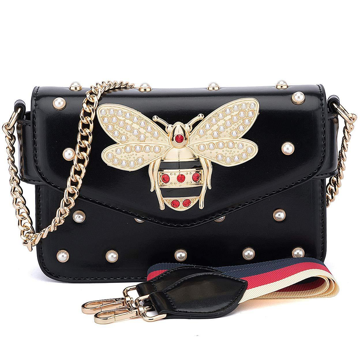 Bling Bee Crossbody - Shop Ja'Kai