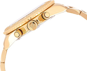 8k Gold Ion-Plated Stainless Steel Watch - Shop Ja'Kai