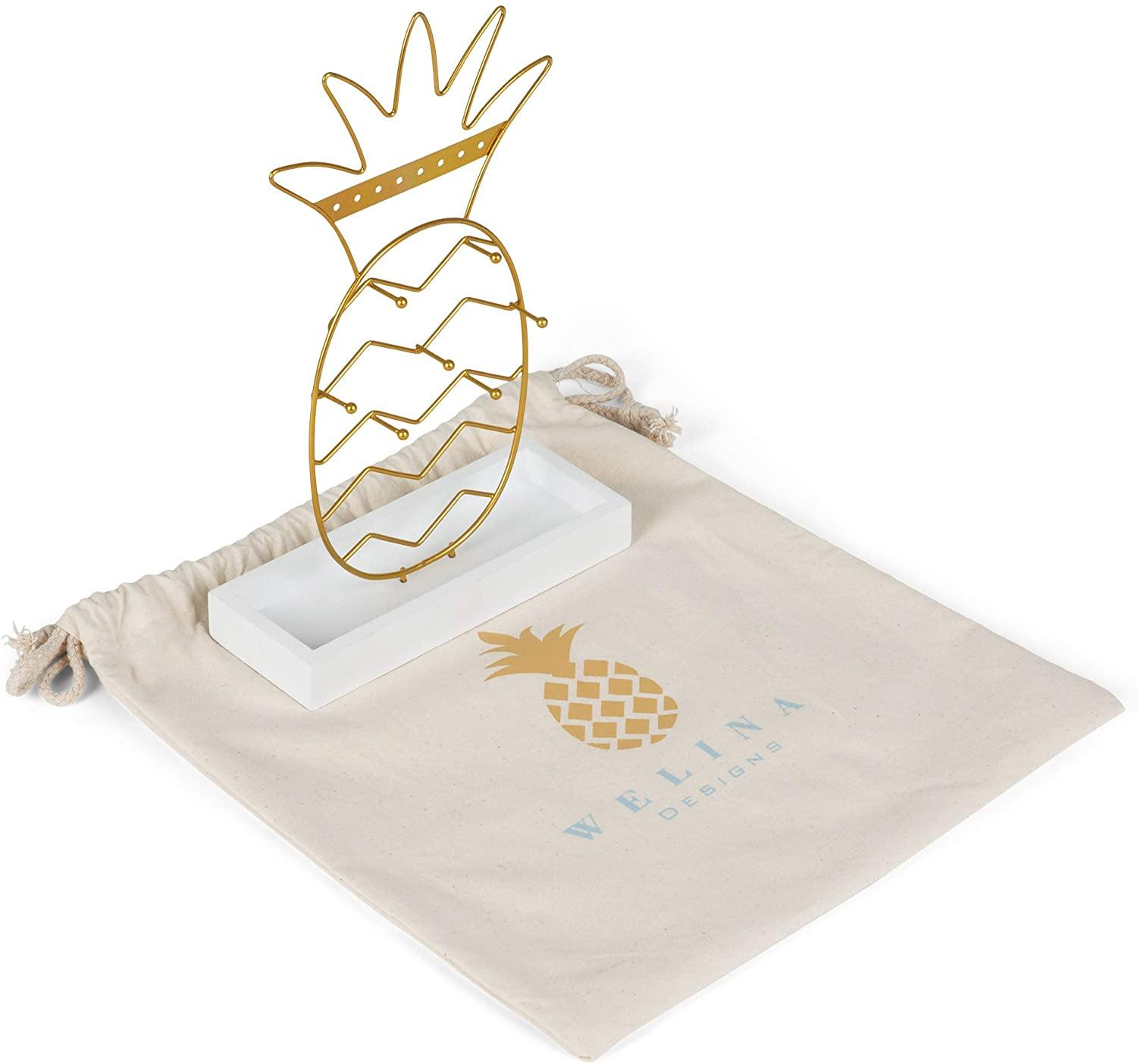 Pineapple Jewelry Stand - Shop Ja'Kai