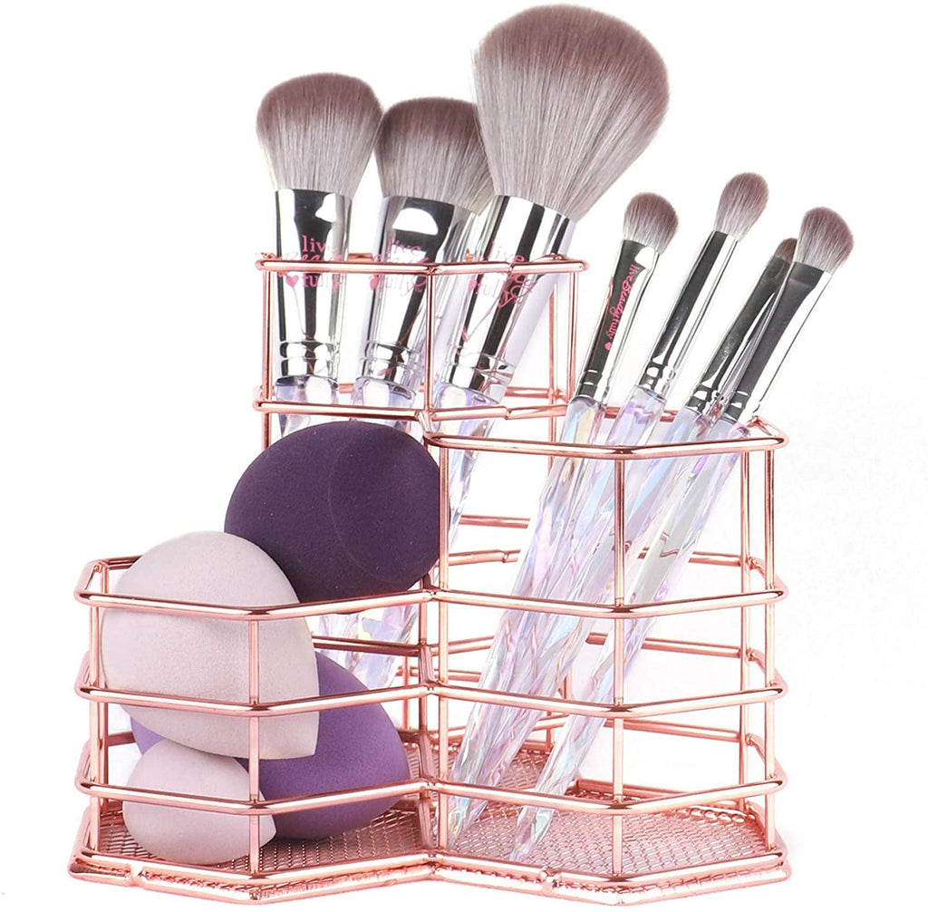 Metal Makeup Brush Holder - Shop Ja'Kai