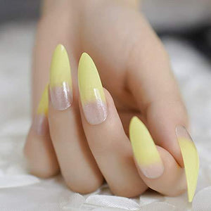 Designer Stiletto Press-On Nails - Shop Ja'Kai