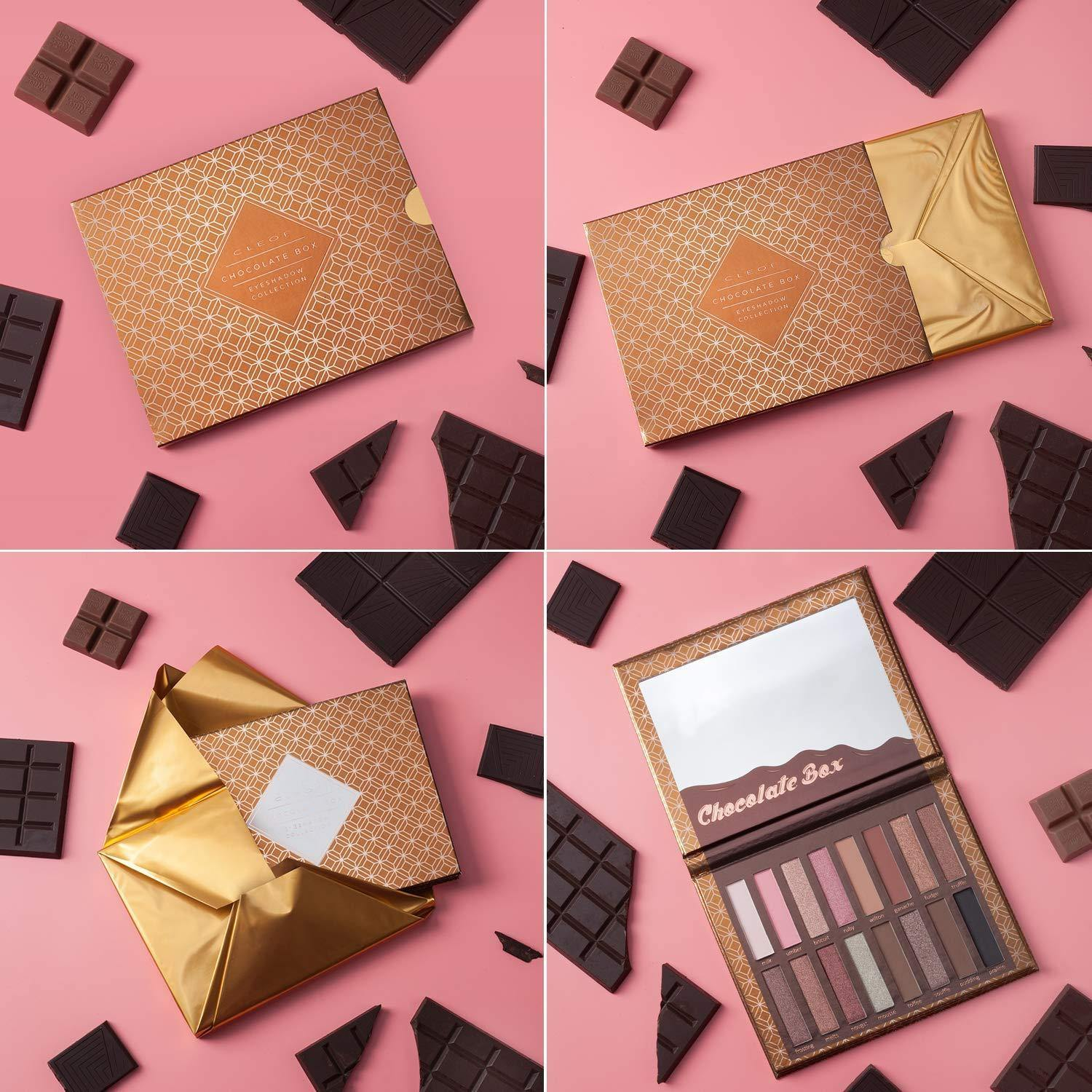 Chocolate Box Eyeshadow Palette
