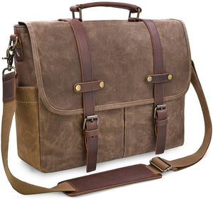 15.6 Inch Laptop Messenger Bag
