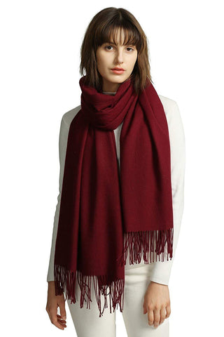 Large Soft Cashmere Feel  Scarf