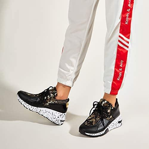 Retro Jogger Cliff Sneakers - Shop Ja'Kai