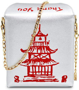 Chinese Takeout Box Style Bag