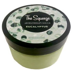 therapy dough aromatherapy dough eucalyptus stress relief dough exercise putty