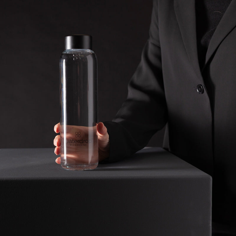 Clear Glass Bottle 0,6 l