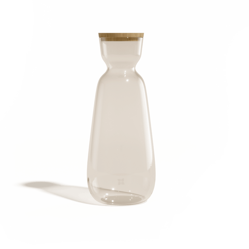 Glass Carafe Large