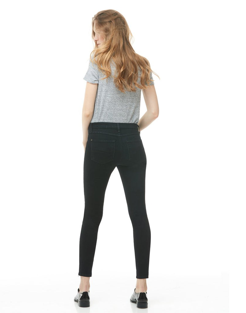 Rachel Skinny High-Rise / Black