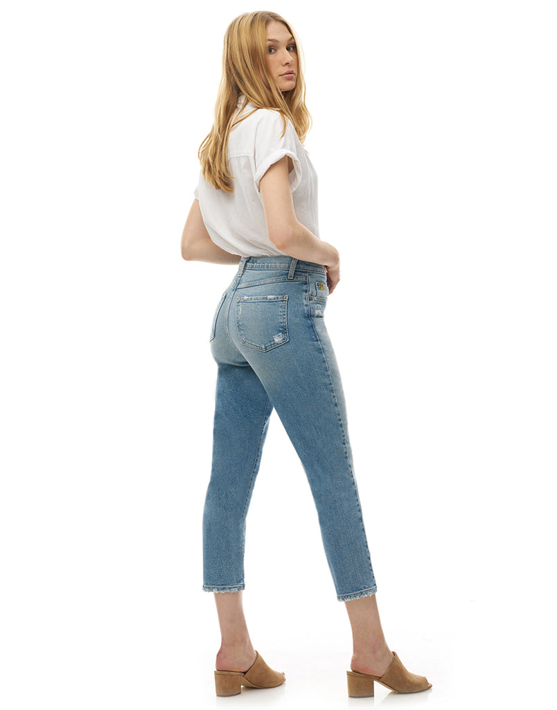 Emily Slim Jeans Coffee House Yoga Jeans