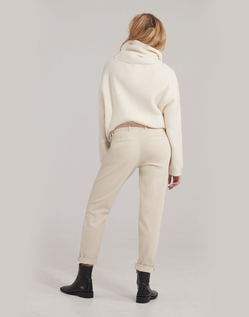 MALIA RELAXED SLIM JEANS / Lotus Infusion