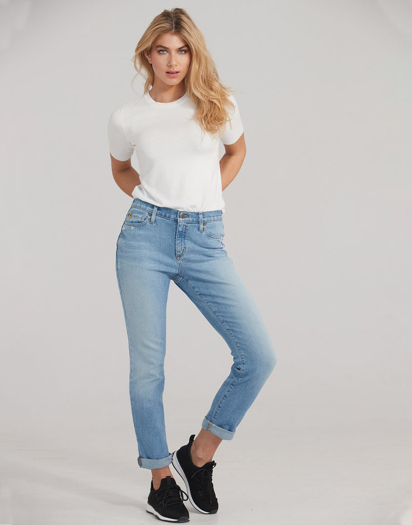 MALIA RELAXED SLIM JEANS Ambience