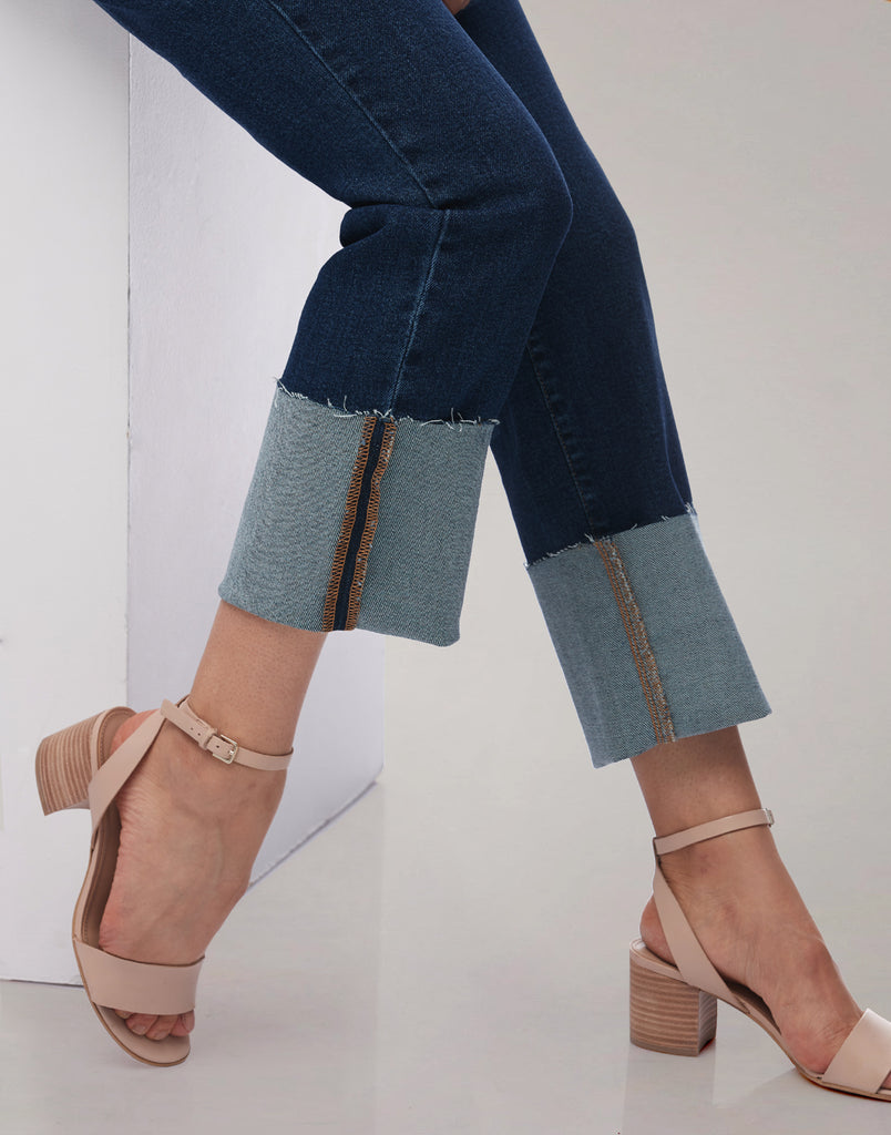 CHLOE STRAIGHT JEANS / Moonlight
