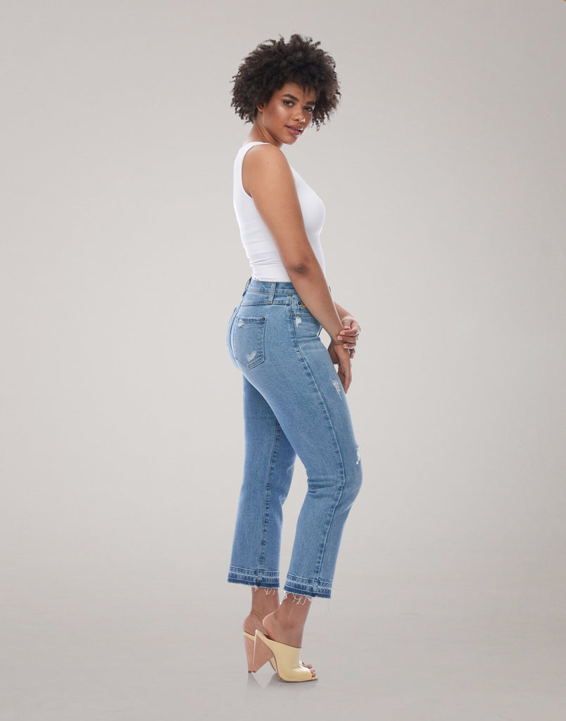 CHLOE STRAIGHT JEANS / Daydream