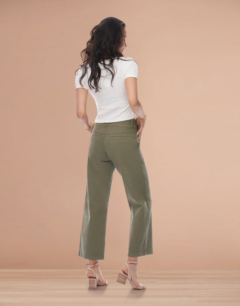 Lily Wide leg Jeans Desert Road Yoga Jeans