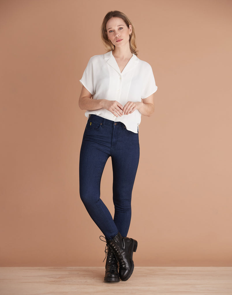 HIGH RISE / RACHEL SKINNY / SPIRIT