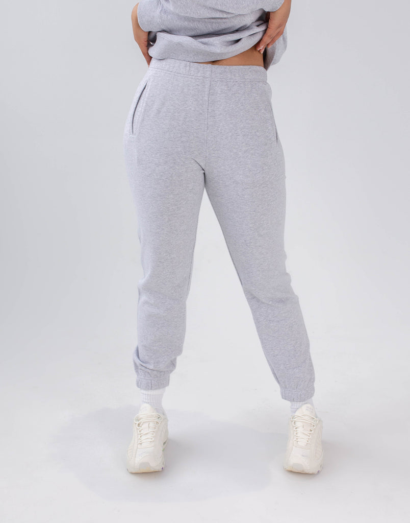 Grey Lightweight Jogger Active Collection Yoga Jeans