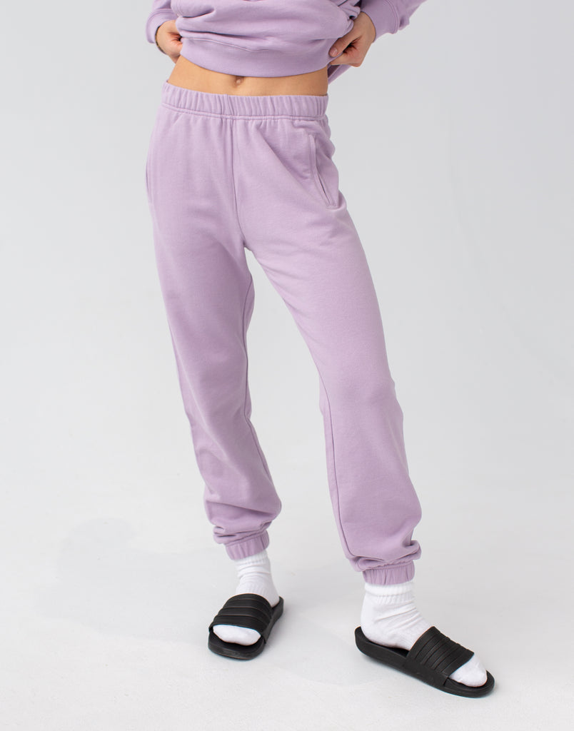 Lavender Lightweight Jogger Active Collection Yoga Jeans
