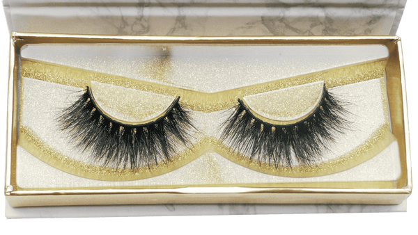 Buy 'H.B.I.C' 3D Thick Mink Lashes - Cruelty-Free | Essence Couture