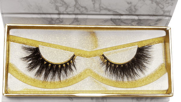 Buy 'LASH GOALS' 3D Mink Lashes - Cruelty Free | Essence Luxe Couture