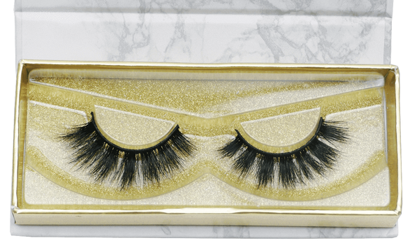 Buy 'THE DECLARATION' Full 3D Mink Eyelashes | Essence Luxe Couture