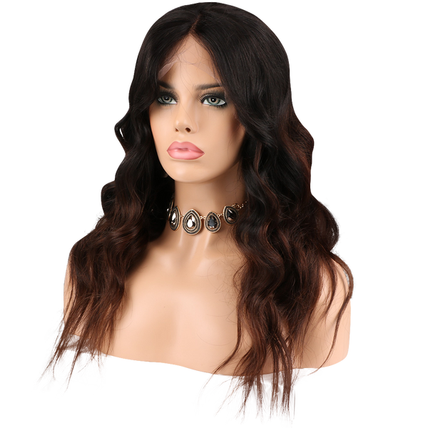 Buy Cashmere CAPELLINO | Balayage Luxury Lace Wig | Essence Couture