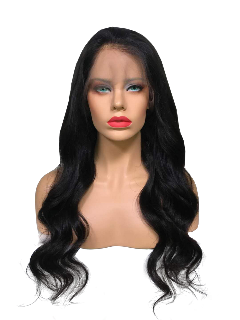 Buy Cashmere COLCCI | Black Body Wave Luxury Wig | Essence Couture