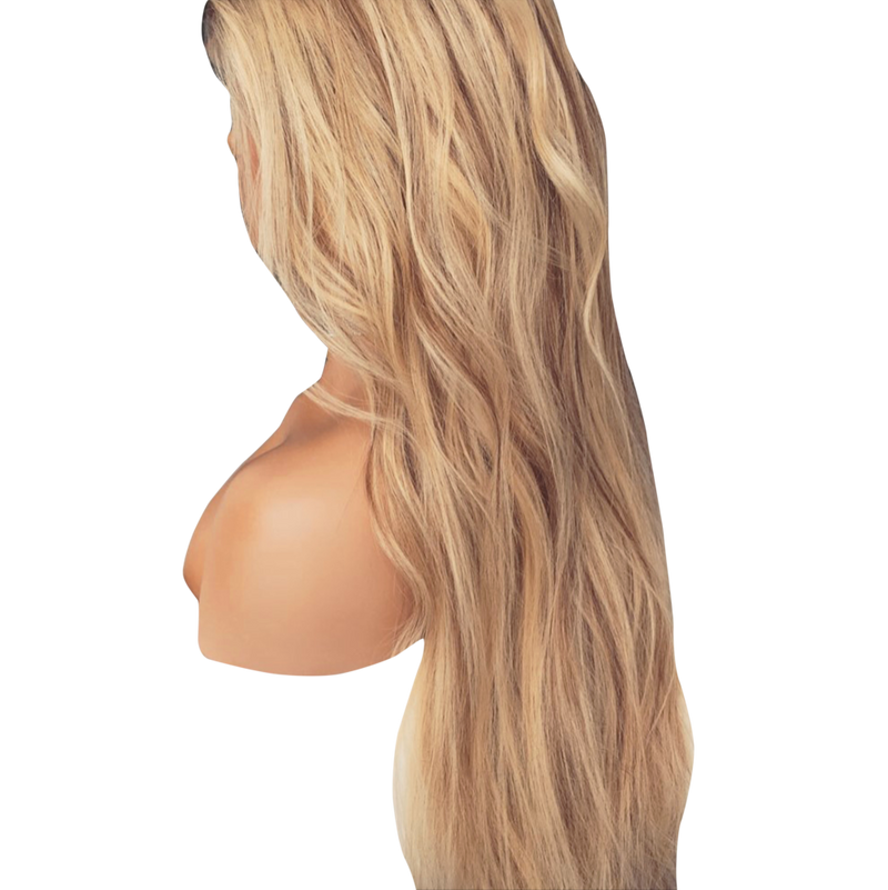 Buy Queen VICTORIA | Freedom Couture Replica Wig | Essence Couture (Side)