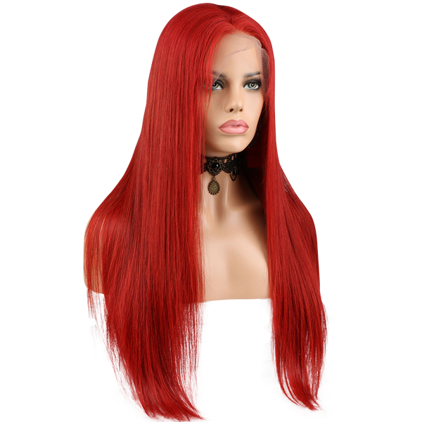 Crimson Dolce Full Lace Wig
