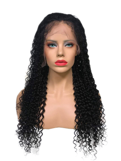 Buy Cashmere CROLLA | Full Lace Deep Wave Wig | Essence Luxe Couture