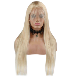 Buy Full Blonde Sardá wig | Light Blonde Lace Wig | Essence Couture