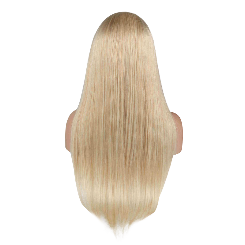 Buy Full Blonde Sardá wig | Light Blonde Lace Wig | Essence Luxe Couture