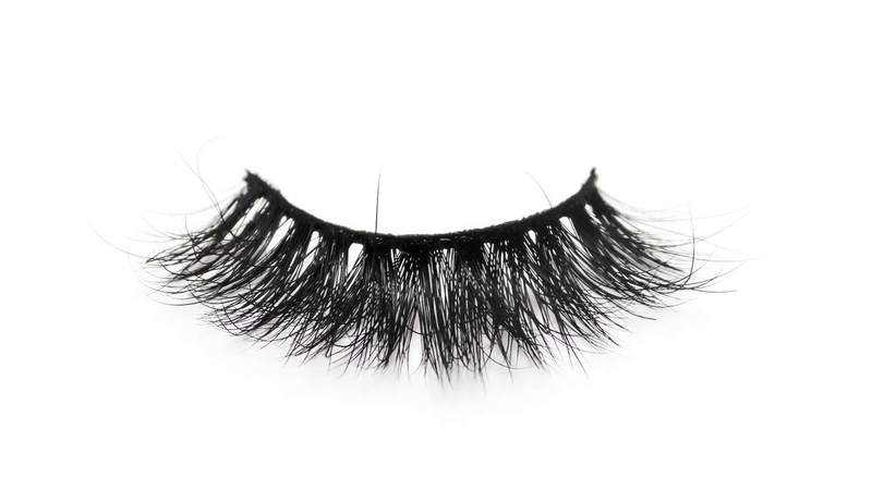 Buy 'H.B.I.C' 3D Thick Mink Lashes - Cruelty-Free | Essence Couture (Single)
