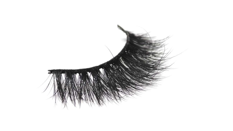 Buy 'H.B.I.C' 3D Thick Mink Lashes - Cruelty-Free | Essence Couture (Singular)