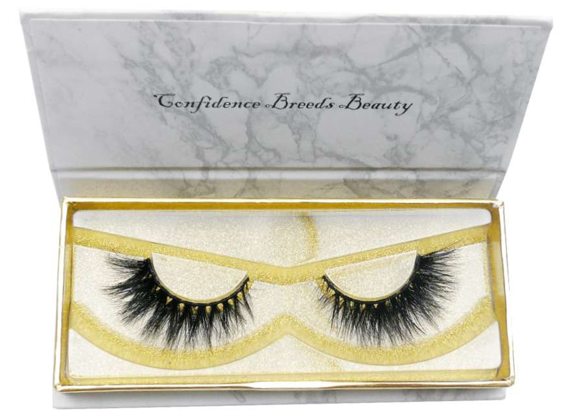 Buy 'LASH GOALS' 3D Mink Lashes - Cruelty Free | Essence Luxe Couture (Box)