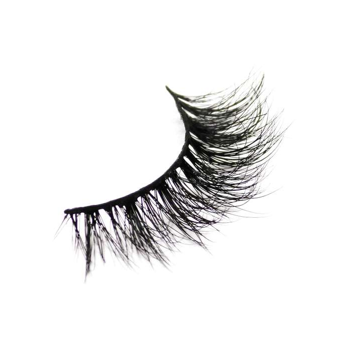 Buy 'LOW KEY' Natural 3D Mink Lashes - Cruelty-Free | Essence Couture (Singular)