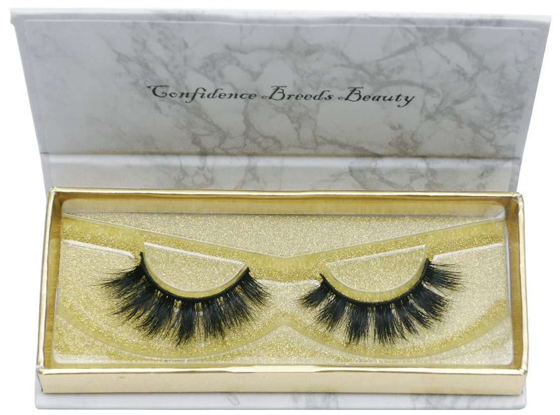 Buy 'THE DECLARATION' Full 3D Mink Eyelashes | Essence Luxe Couture (Box)