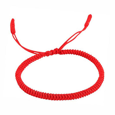 Kabbalah Red String Protection Bracelet - One Lucky Wish