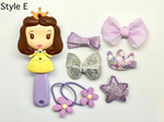 Princess Hairbrush Gift Set