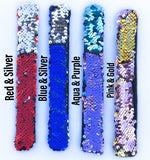 Mermaid Slap Bracelets