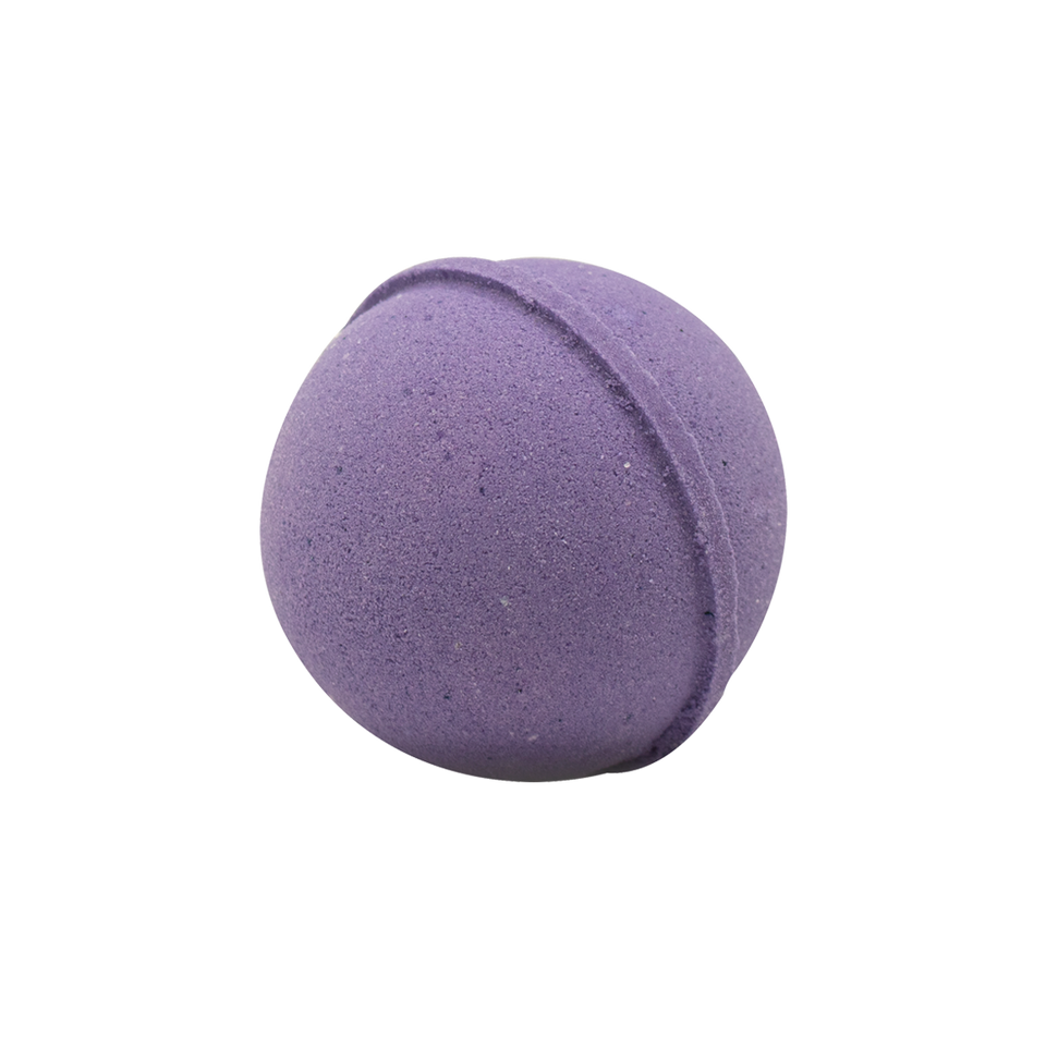 Kushly Lavender CBD Bath Bomb - 25mg