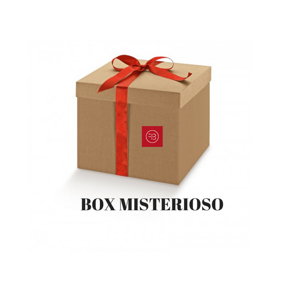 FIT BAKERY - BOX MISTERIOSO