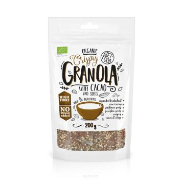 DIET FOOD - GRANOLA 200 GR