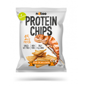 NATOO - PROTEIN CHIPS 33 G