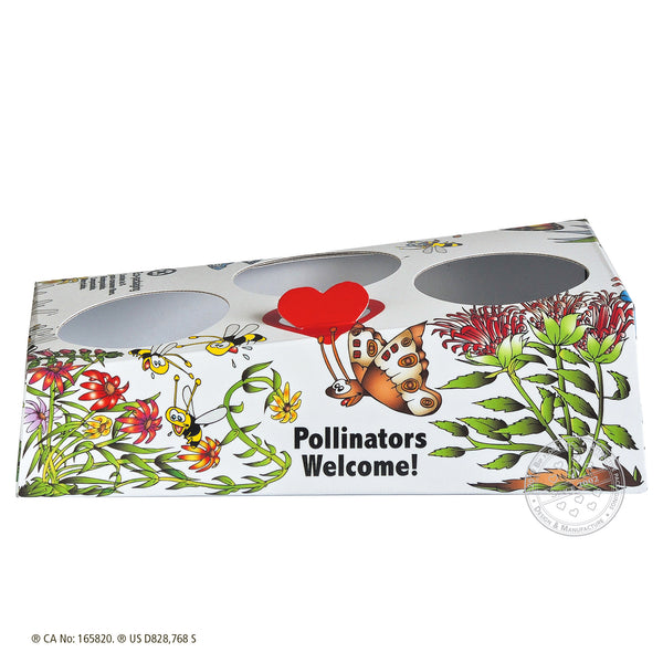 Pollinators Welcome